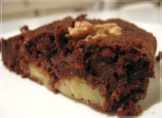 Marmiton gateau chocolat banane